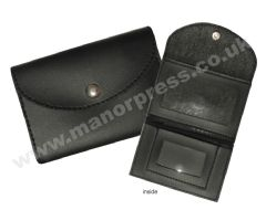 LEATHER EFFECT CLUB WALLET - 1 WALLET